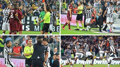 Roma thua một trận đánh, chứ chưa thua cả trận chiến!
