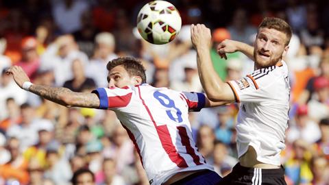 Atletico thua trận đầu tiên tại La Liga 2014/15: Hệ quả tất yếu!