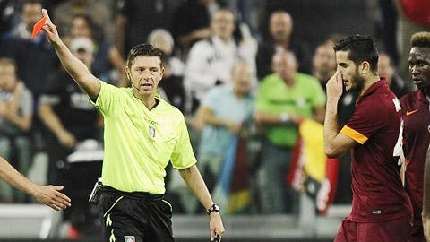 Trọng tài Gianluca Rocchi: Bóng ma Calciopoli