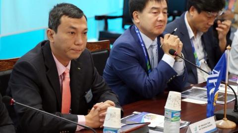 Phó Chủ tịch VFF - Trần Quốc Tuấn giữ trọng trách tại VCK U19 châu Á 2014