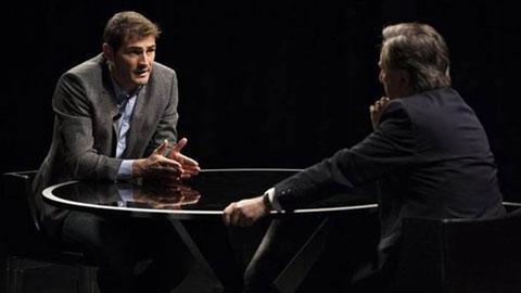 Casillas trải lòng về những ngày đen tối ở Madrid
