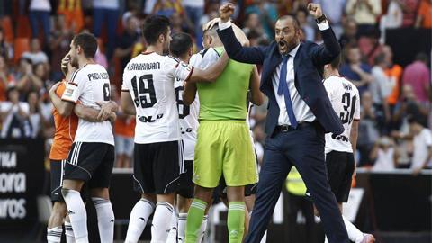 Valencia: Quyền lực cũ của bóng đá châu Âu đã hồi sinh
