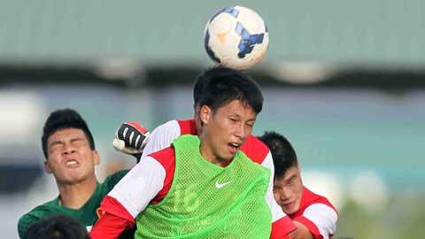 VCK U19 châu Á 2014: U19 Việt Nam sẵn sàng xung trận!