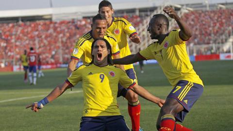 23h00 ngày 8/10, Ecuador vs Colombia: Nhiều sao, Colombia chắc thắng!