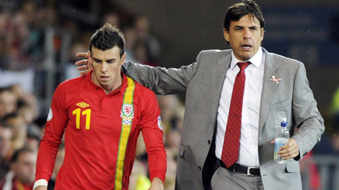 Bale có thể đá cắm ở ĐT Xứ Wales