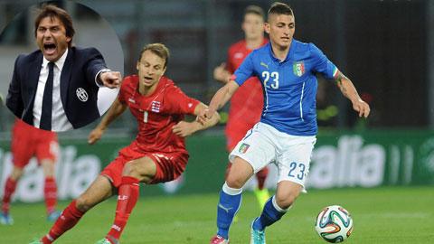 Đội tuyển Italia: Niềm hy vọng Verratti