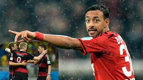 """Đội tuyển Đức: """"Cơn gió lạ"""" Bellarabi"""