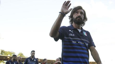 Andrea Pirlo trở lại ĐT Italia: Có còn ý nghĩa?