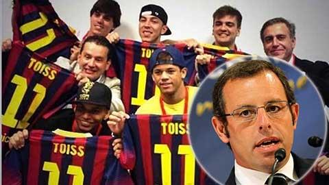 Barca không ngại vung tiền mua vui cho Neymar