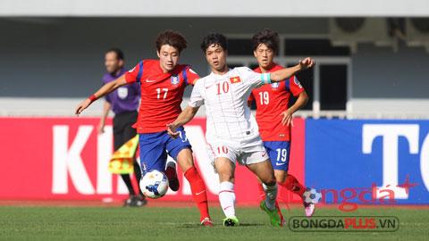 U19 Hàn Quốc 6-0 U19 Việt Nam: Sức mạnh của nhà ĐKVĐ