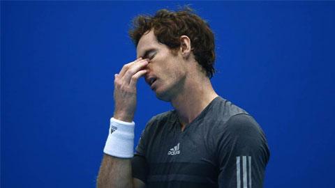 Vòng 3 Shanghai Rolex Masters: Andy Murray đòi nợ bất thành
