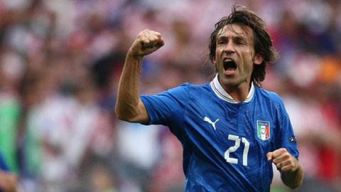 Andrea Pirlo sắp vượt qua Dino Zoff: Miệt mài bước chân chinh phục