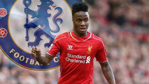 Chelsea sẵn sàng trả 48 triệu bảng cho Sterling