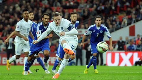 Rooney cần sớm tỉnh giấc!