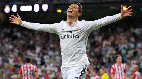 Ronaldo đang trong những ngày đẹp nhất đời cầu thủ