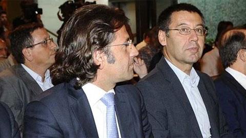 Góc khuất trong hệ thống quyền lực ở Barca
