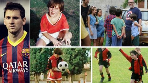Sau giờ bóng lăn (10/10): Messi bị bắt cóc trên phim