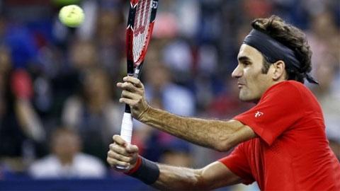 Bán kết Shanghai Rolex Masters: Djokovic trở thành cựu vương