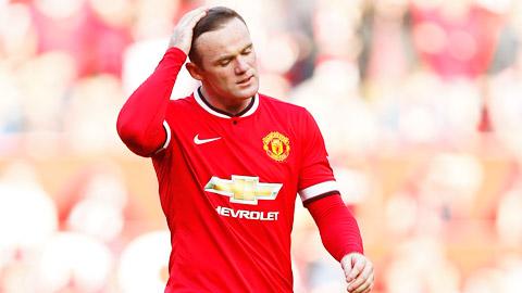 """Rooney ở M.U: Hết rồi diện """"không thể thay thế"""""""