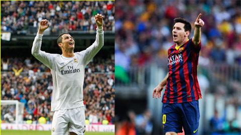 Real Madrid & Barcelona: Hai con đường dẫn đến khung thành