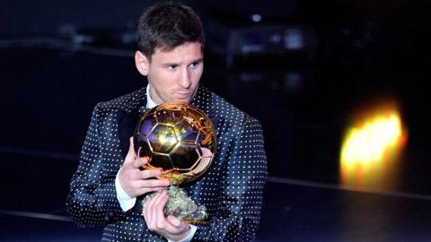 Vì sao Messi sẽ lại giành Quả bóng vàng?