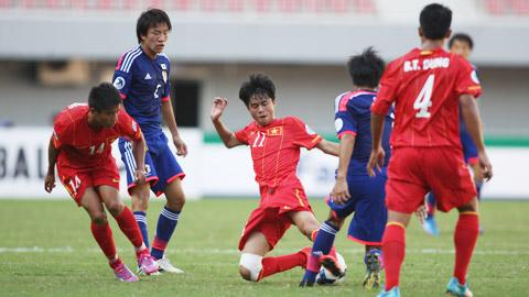 U19 Việt Nam: Bất ngờ từ 4-6-0