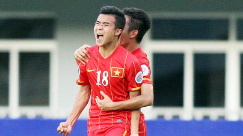 U19 Việt Nam: Khoảnh khắc diệu kỳ của Thanh Tùng