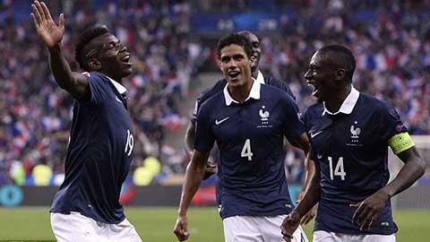 """Hàng thủ Pháp hả hê vì """"bắt chết"""" Ronaldo"""