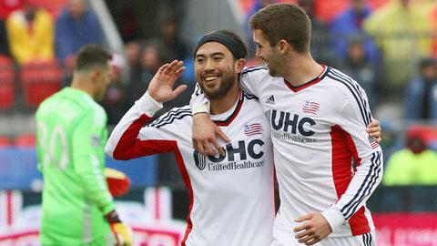Lee Nguyễn giúp đội nhà giành vé play-off MLS