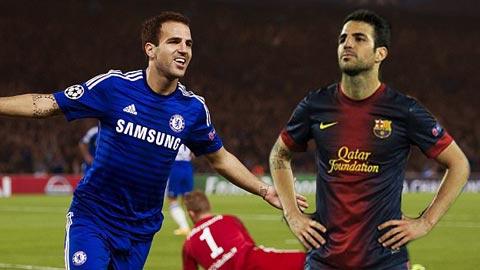 Vì sao Fabregas-Barca lại khác hoàn toàn so với Fabregas-Chelsea?