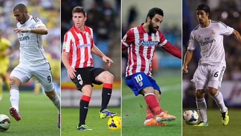 10 cầu thủ La Liga được chào đón nhất ở Premier League