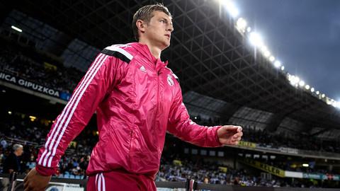 Kroos trải lòng về cuộc sống mới tại Madrid
