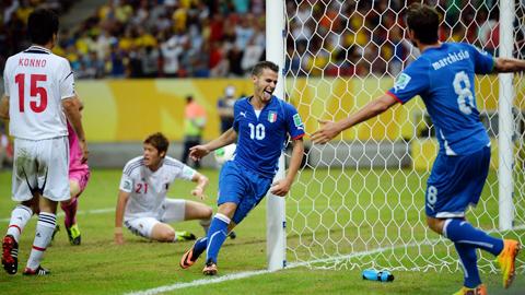 Giovinco tỏa sáng ở Azzurri để sang Anh?