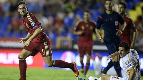 """X-player: Paco Alcacer - """"Tay súng trẻ"""" của La Roja"""