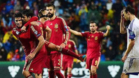 5 thất bại làm Tây Ban Nha sôi máu và trở lại mạnh mẽ hơn
