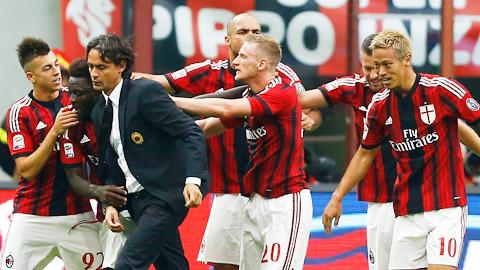 Nhìn lại 100 ngày Inzaghi dẫn dắt Milan: Vượt qua bão táp
