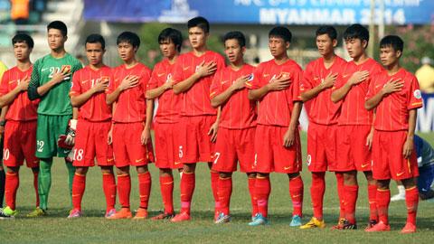Hành trình của U19 Việt Nam tại VCK châu Á 2014: Bản lĩnh hơn qua từng trận đấu