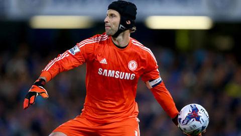 Cech chia tay Chelsea ngay mùa Đông để tới... Atletico?