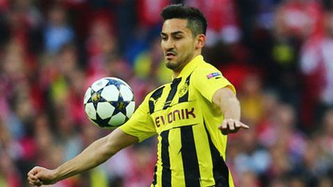 Guendogan trở lại: Nhân tố giúp Dortmund xoay chuyển cục diện