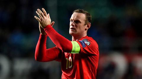 Rooney sắp là cầu thủ trẻ nhất có 100 trận cho ĐT Anh