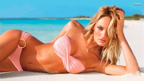 Sau giờ bóng lăn (15/10): Rò rỉ buổi chụp hình bán nude của thiên thần Victoria's Secret