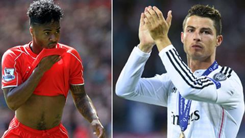 Quan điểm: Ronaldo là hình mẫu để Sterling học tập!