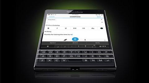 Liệu BlackBerry Passport có làm nên chuyện ở Việt Nam?