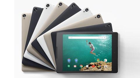 Google Nexus 9 và Nexus 6 trình làng
