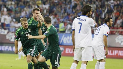 Vòng loại EURO 2016: Vương quốc Anh lên hương