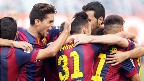 2 lý do Barca sẽ thống trị Liga mùa này