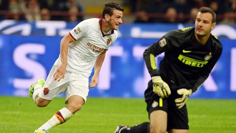 Florenzi sắp gia hạn với Roma đến 2020