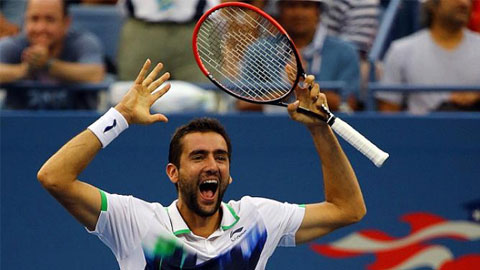 Marin Cilic sẽ có mặt tại ATP World Tour Finals
