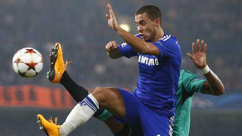 Chelsea cần một Hazard... ích kỷ hơn!