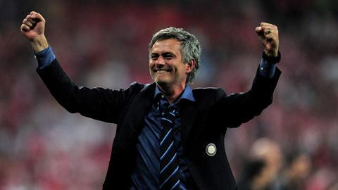 Jose Mourinho: Người hạnh phúc... thật sự